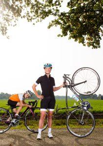 Ambassadeur Jeugdfonds Sport & Cultuur Marianne Vos