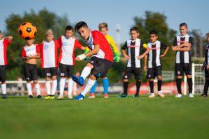 Voetbal Jeugdfonds Sport & Cultuur