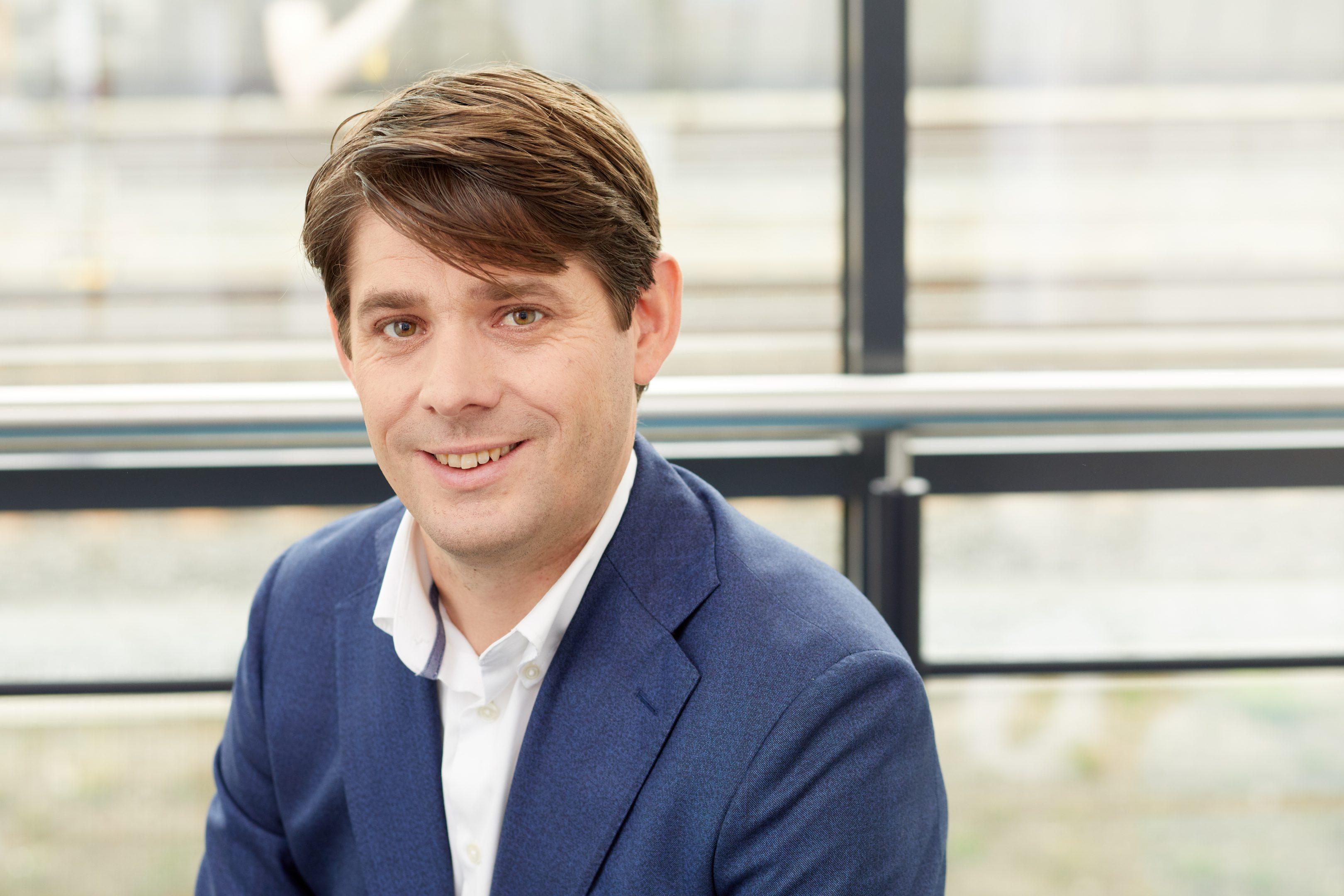 Arjan Vliegenthart - directeur NIBUD
