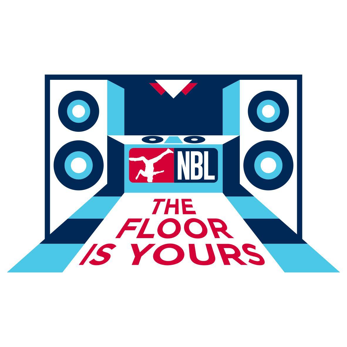 Logo The Floor is Yours
