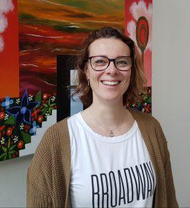 Ambassadeur Marije Joling Jeugdfonds Sport & Cultuur Drenthe