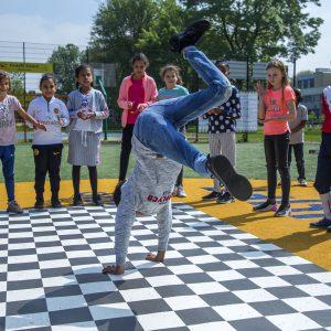 Cultuur@CruyffCourts | Jeugdfonds Sport & Cultuur 9