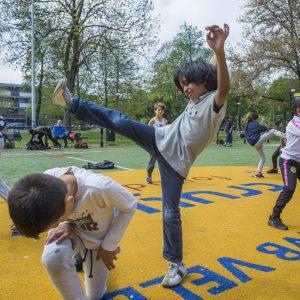 Cultuur@CruyffCourts | Jeugdfonds Sport & Cultuur 8