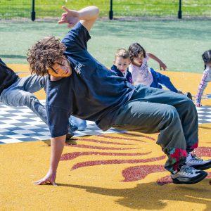 Cultuur@CruyffCourts | Jeugdfonds Sport & Cultuur 4