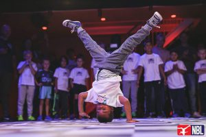 Jaydian - The Floor is Yours - Jeugdfonds Sport & Cultuur