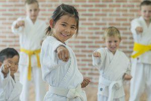 Judo - Jeugdfonds Sport & Cultuur