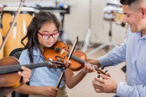 Muziekles - Jeugdfonds Sport & Cultuur