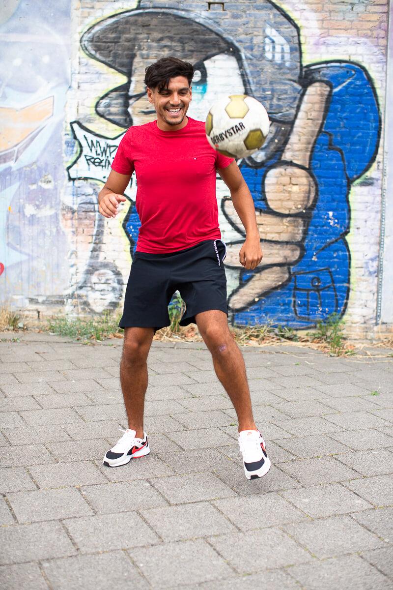 Saïd Bouzambou   Jeugdfonds Sport & Cultuur