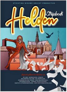 Helden Stripboek JFSC Haarlem