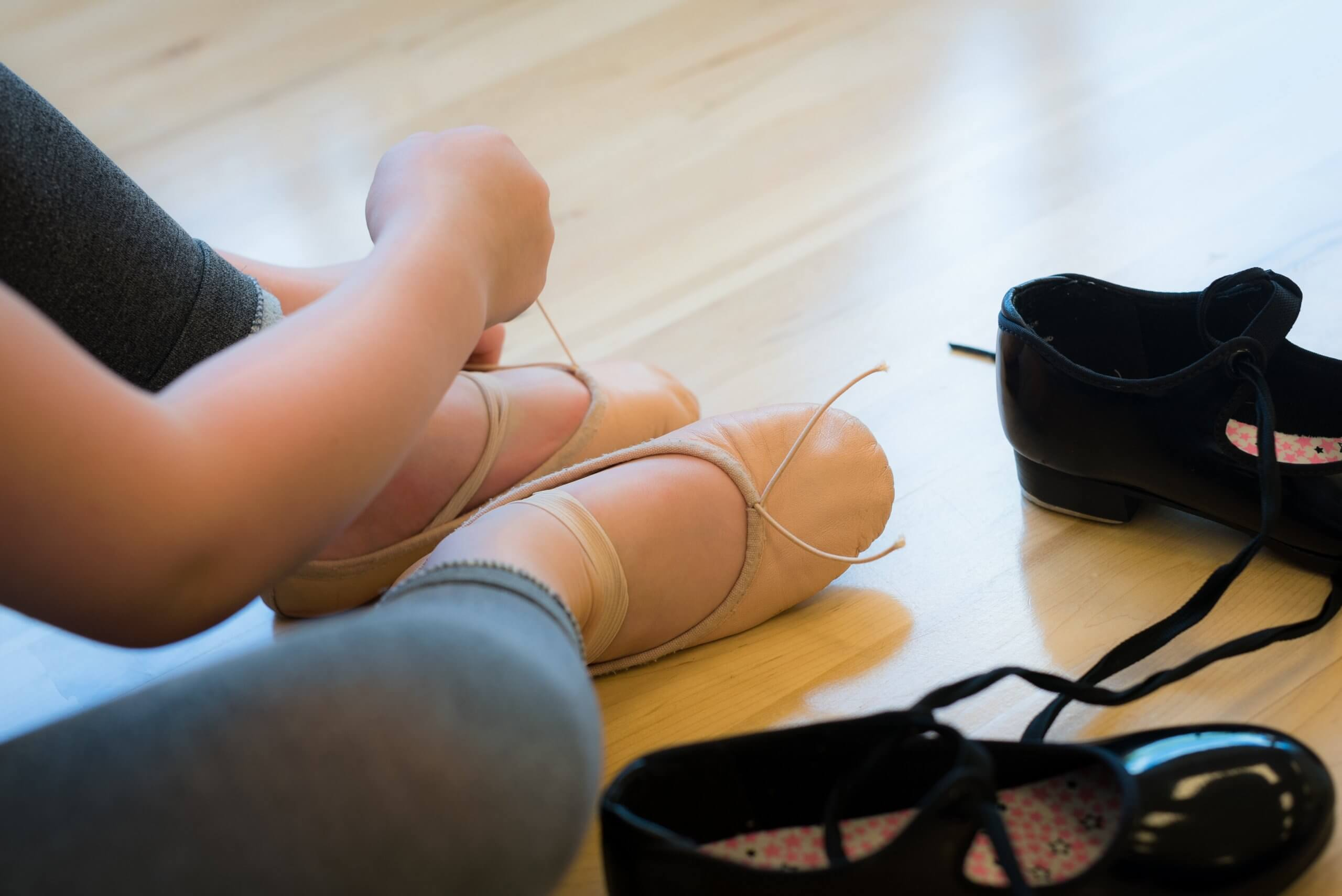 Dansles via Jeugdfonds Sport & Cultuur