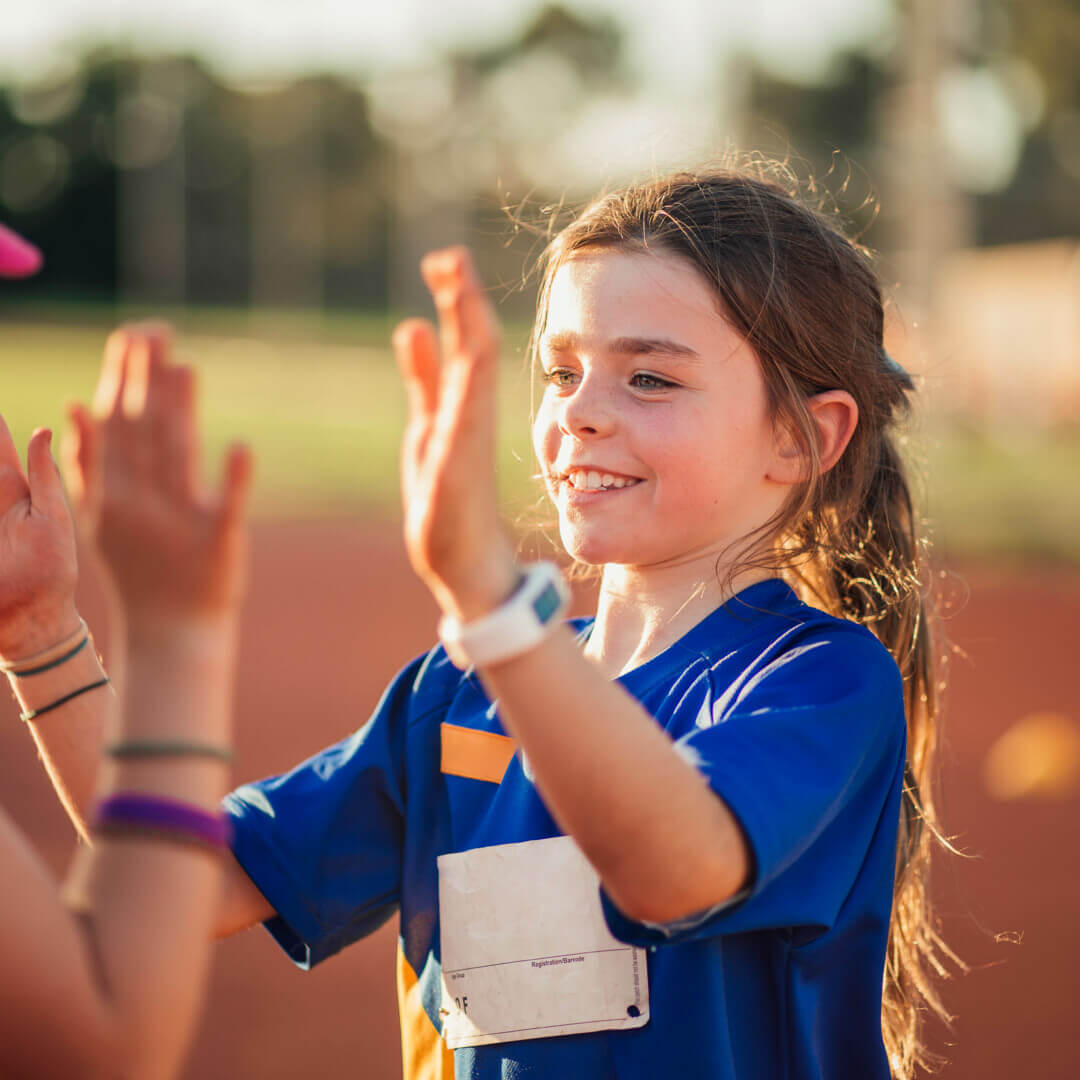 Atletiek via Jeugdfonds Sport & Cultuur