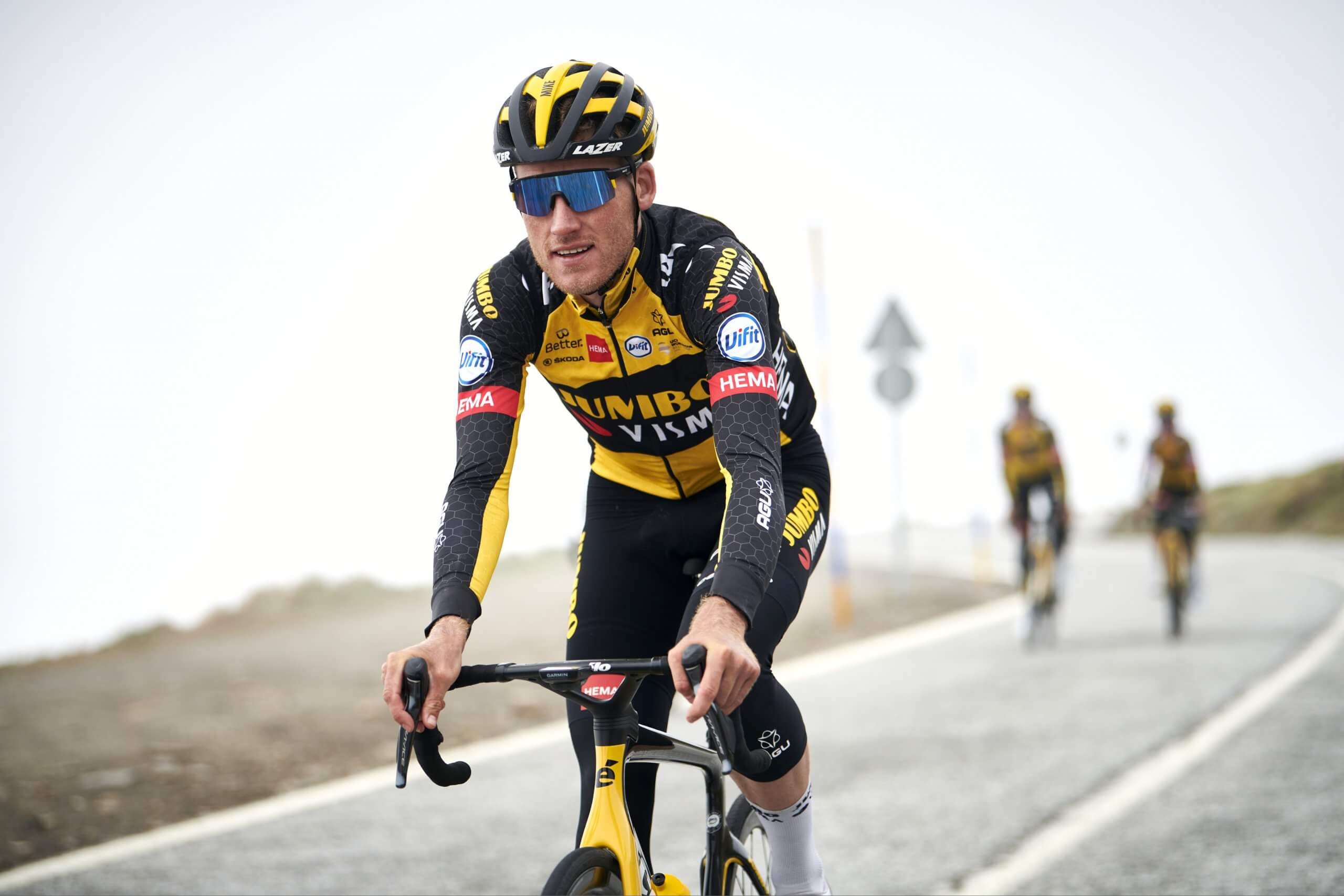 Mike Teunissen - ambassadeur Jeugdfonds Sport Limburg