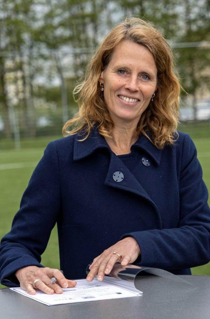 Monique Maks - directeur Jeugdfonds Sport & Cultuur