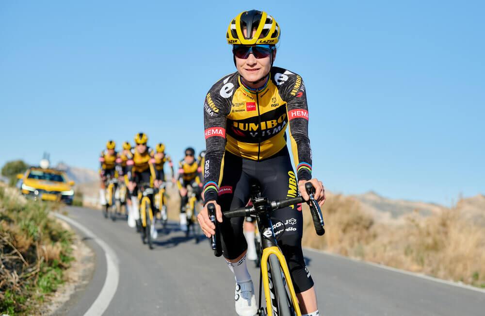 Team Jumbo Visma Marianne Vos Jeugdfonds Sport & Cultuur
