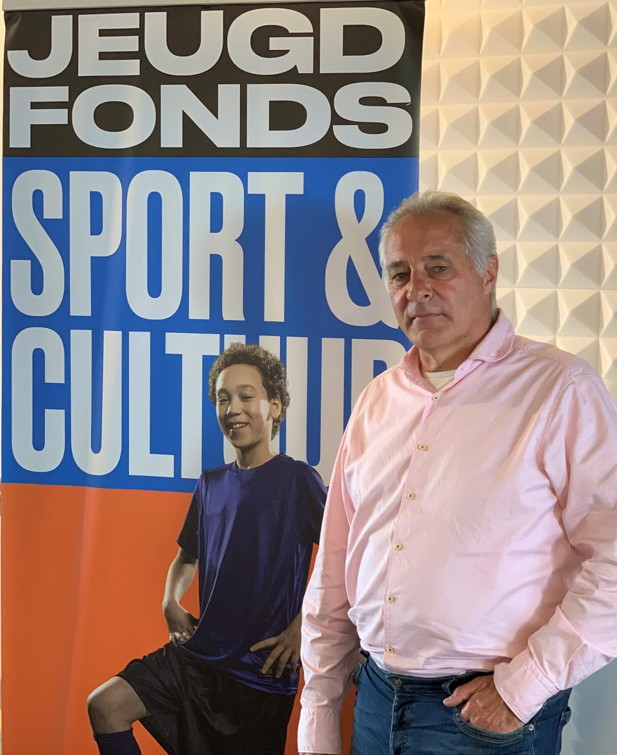 Tom van 't Hek nieuwe voorzitter van de Raad van Toezicht Jeugdfonds Sport & Cultuur