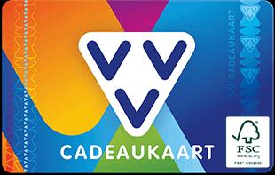 VVV Cadeaukaart - Jeugdfonds Sport & Cultuur