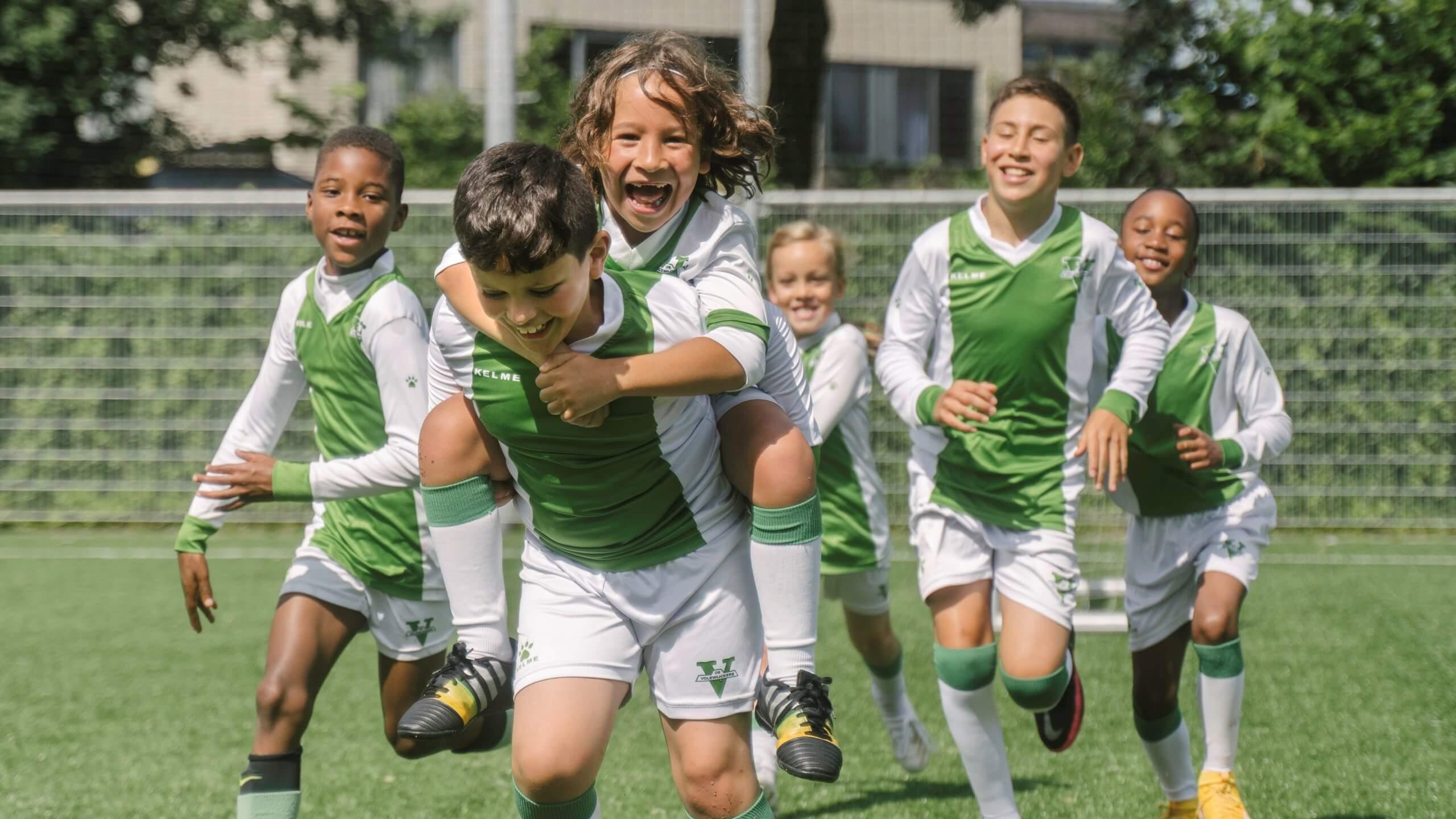 Voetbal - Kies een club - Jeugdfonds Sport & Cultuur