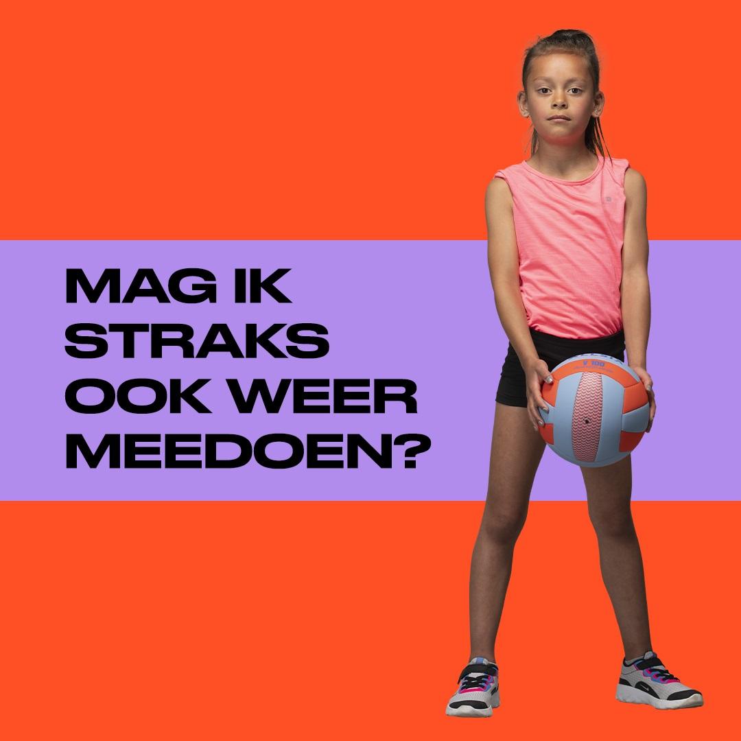 Volleybal via Jeugdfonds Sport & Cultuur